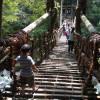 [淡路徳島篇] 祖谷のかずら橋に行ってきた。