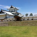 [北陸篇] 金沢城に行ってきた。(2)