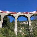 [スイス篇] ラントヴァッサー(2)ラントヴァッサー橋(…と、衝撃のミス)