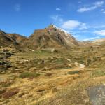 [スイス篇] ヌフェネン峠(1)ティチーノ州から