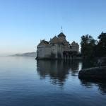 [スイス篇] シヨン城(1)レマン湖へ