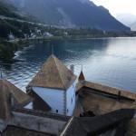 [スイス篇] シヨン城(3) 見張り塔