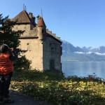 [スイス篇] シヨン城(4) 城外へ