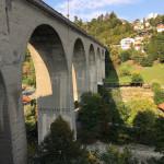 [スイス篇] フリブール(1) ザウランジャン橋