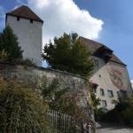 [スイス篇] ブルクドルフ(2) ブルクドルフ城