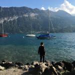 [スイス篇]  トゥーン湖からルツェルン湖へ