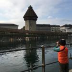 [スイス篇] ルツェルン(1)カペル橋