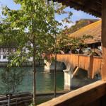 [スイス篇] ルツェルン(3) シュプロイヤー橋
