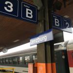 [スイス篇] レンツブルク(1) チューリッヒ中央駅から