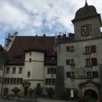 [スイス篇] レンツブルク(3) レンツブルク城