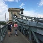 [中欧篇] ブダペスト(2)セーチェーニ鎖橋/ハンガリー