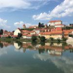 [中欧篇] プトゥイ(1)ドラヴァ川/スロベニア