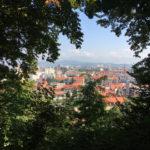 [中欧篇] リュブリャナ(5)下山 /スロベニア
